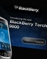 Blackberry - AS3 Web Banner