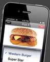 Fast Food Mobile App