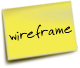 project wireframe